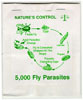 Fly Parasites Attack and Kill Pest Flies